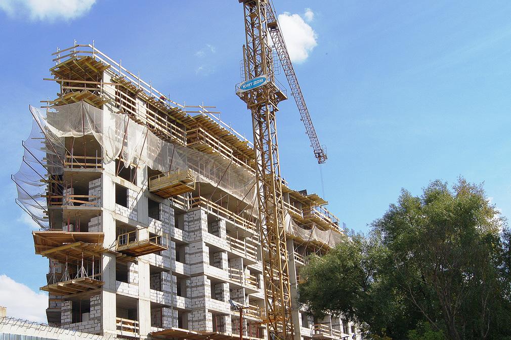 Ограждения строительной площадки